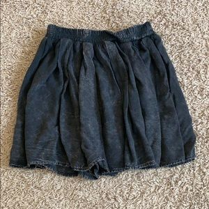 Brandy Melville Burnout Skirt